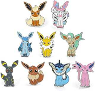 YRUI 6 PCS Animal Brooch Cute Rabbit Shaped Brooch Jewelry Accessories for Women Clothes Decoration
