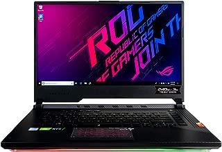 "CUK ASUS ROG Strix Scar II GL704GW Gaming Laptop (Intel i7-8750H, 32GB RAM, 512GB NVMe SSD + 1TB HDD, NVIDIA RTX 2070 8GB, 17.3"" Full HD IPS 144Hz 3ms, Windows 10) Gamer Notebook Computer"