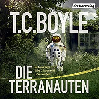 Die Terranauten cover art
