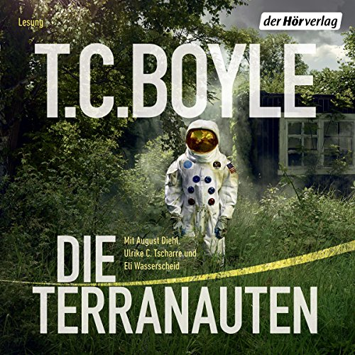 Die Terranauten audiobook cover art