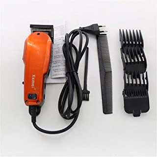 Haircut Beard Trimmer, Hair Clippers Electric Low Noise No Rope Barber Clippers For Men/women Hair Cutting Machine Mens Shaver 40D Maintain your hairstyle (Color : No box)