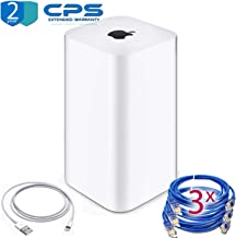 Airport Extreme (6th Generation) + 3 Ethernet Cables + 1 Lightning-USB + 2 Year Warranty