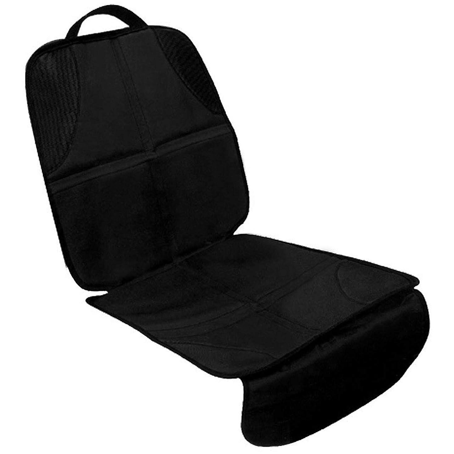 地元トレーダー換気する【Lucien 】チャイルドシート 保護マット シートカバー 収納ポケット付き 車座席保護 lc-001