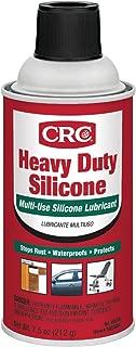 CRC 7.5 Ounce 05074 Heavy Duty Silicone Lubricant-7.5 Wt Oz