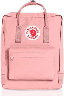 Pink Fjallraven-Kanken Classic SchoolBag School Bag Backpack Canvas Suit for Baby School Kids