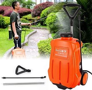 portable sprayers on wheels