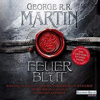 Feuer und Blut. Erstes Buch Titelbild
