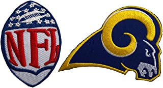 Best los angeles rams iron on patches Reviews