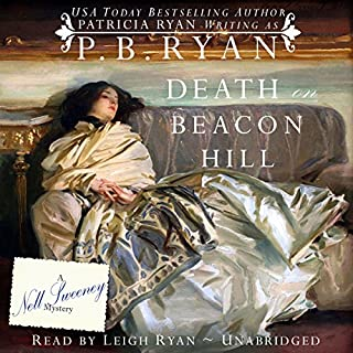 Death on Beacon Hill audiobook cover art