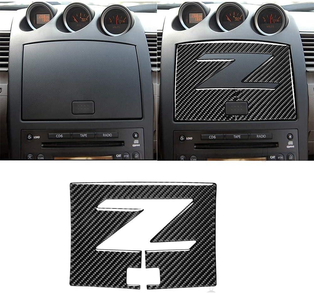 Hgcar Car Carbon Fiber Center Console High material Ranking TOP1 Dec Navigation Panel Cover