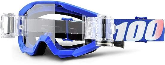 100/% unisex-adult Speedlab One Size STRATA Mud Goggle Furnace-Clear Lens 50420-232-02