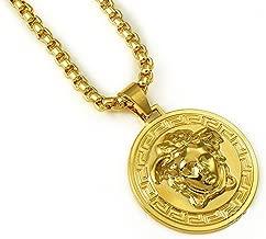 Best gold medusa necklace Reviews