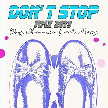 Don't Stop (feat. Lexy) [Remix 2013]