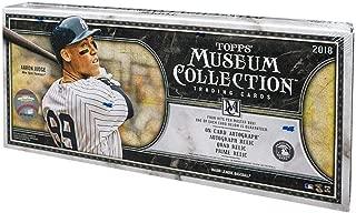 2018 Topps Museum Collection Baseball Hobby Box