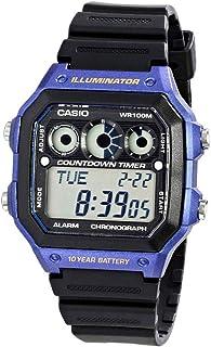 Casio AE-1300WH-2AVDF For Men-Digital, Casual Watch