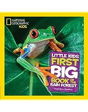 Little Kids First Big Book of The Rainforest