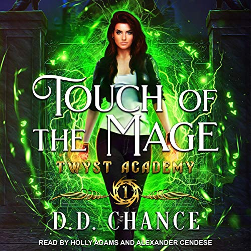 Touch of the Mage  By  cover art