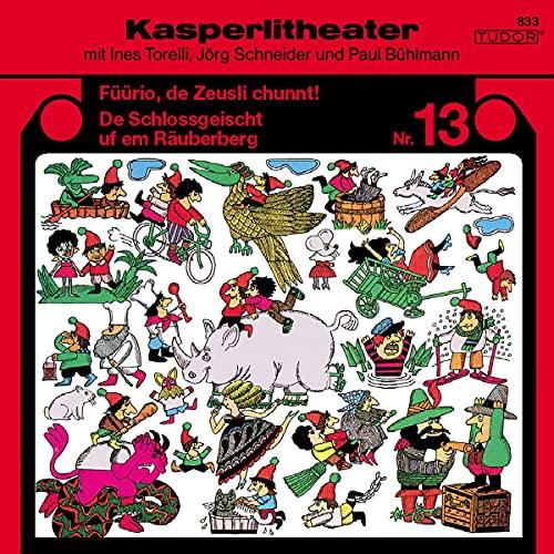 Kasperlitheater Nr. 13 Titelbild