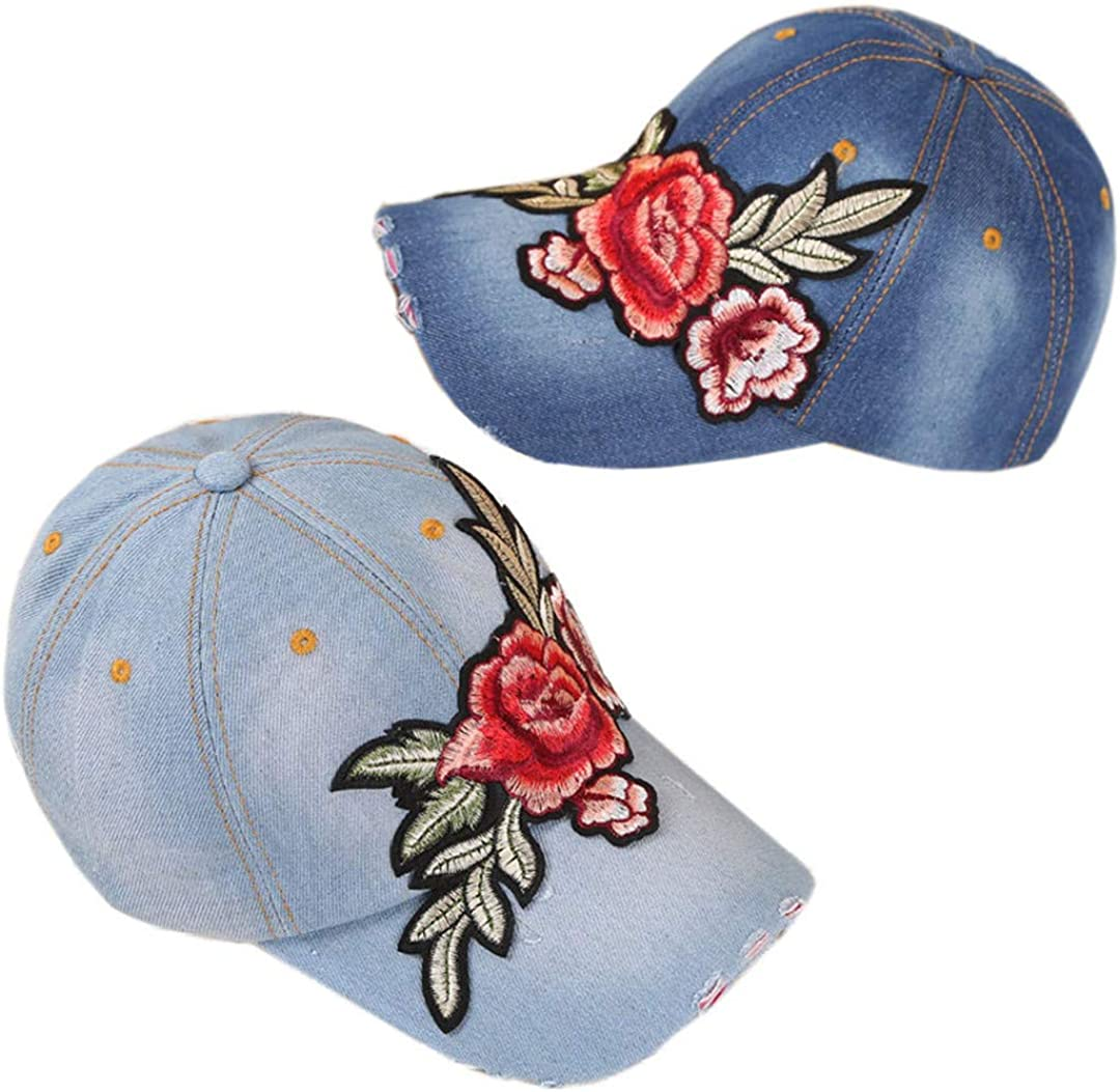 BAIELFES Embroidery Cotton Unisex Sport Outdoor Baseball Cap