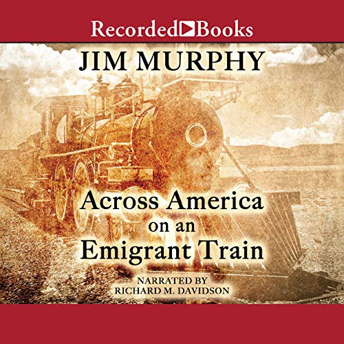 Across America on an Emigrant Train  By  cover art