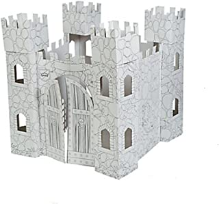 FE Color Your Own Castle Playhouse