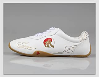 RTY Premium Tai Chi Shoes, Taekwondo Boxing Kung Fu Tai Chi Wear Resisting Ventilation Shoes For Training Beginner Adult c...