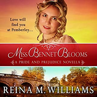 Miss Bennet Blooms cover art