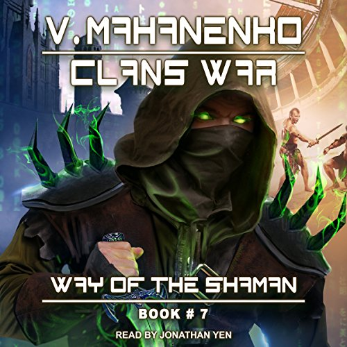Clans War cover art