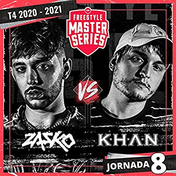 Zasko vs Khan - FMS ESP T4 2020-2021 Jornada 8 (Live)