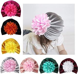 Covermason 10pcs B/éb/é /élastique Fleur Multicolore Bande de Cheveux Bandeau en Strass,Bandeau /Élastique pour B/éb/é Fille Enfant Photographie