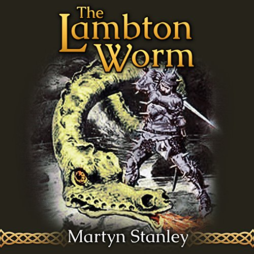 The Lambton Worm audiobook cover art