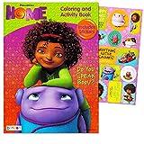 DreamWorks Home Do You Speak Boov? Coloring...