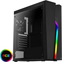 Gabinete Gamer Mid Tower RGB BOLT, Aerocool, Acessórios