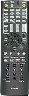 PROROK New Remote Control RC-879M Compatible for Onkyo A/V Receiver TX-NR636 TX-NR727 TX-NR737 TX-NR5007 TX-SR308 TX-SR333 TX-SR506S TX-SR573S PR-SC5507 PR-SC886