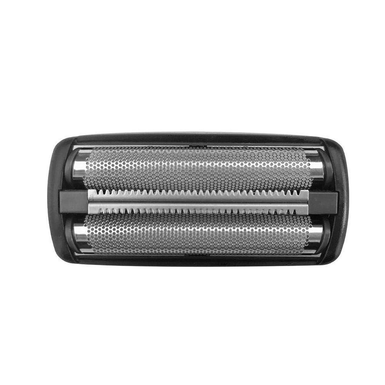 雪粘着性機械電気シェーバー 替え刃 メンズシェーバー 網刃