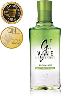 Ewg spirits & wine - Ginebra g'vine floraison