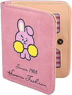 PALAY Pink Corduroy Boy's Wallet (77505120)
