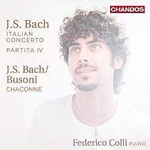 Bach: Italian Concerto / Partita IV / Chaconne