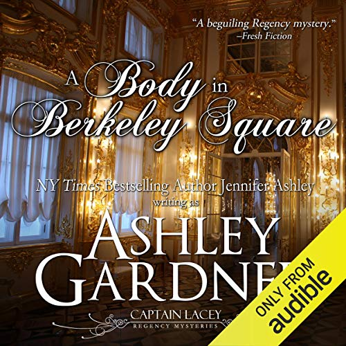 A Body in Berkeley Square Titelbild