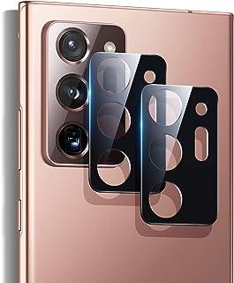 واقي عدسات كاميرا ESR متوافق مع هاتف Samsung Galaxy Note 20 Ultra [مقاوم للخدش] [مقاوم لبصمات الأصابع] [رفيع للغاية] واقي ...