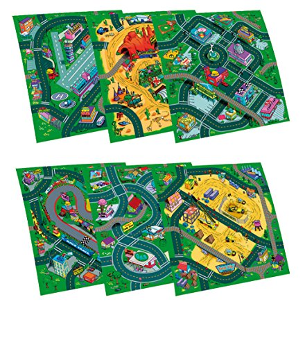 Majorette Simba Smoby World Tapis de Jeu
