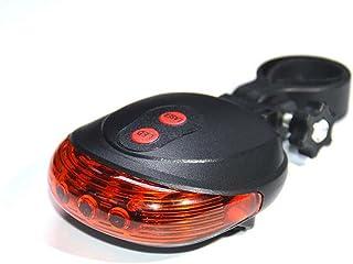 scatkinPYwl Luce LED per Casco Anteriore e Posteriore