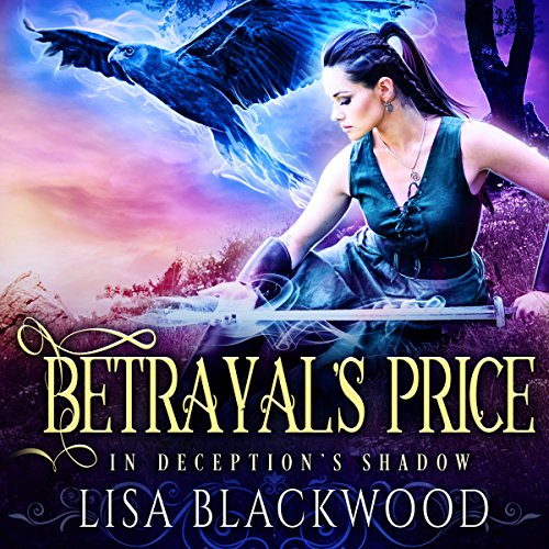 Betrayal's Price audiobook cover art