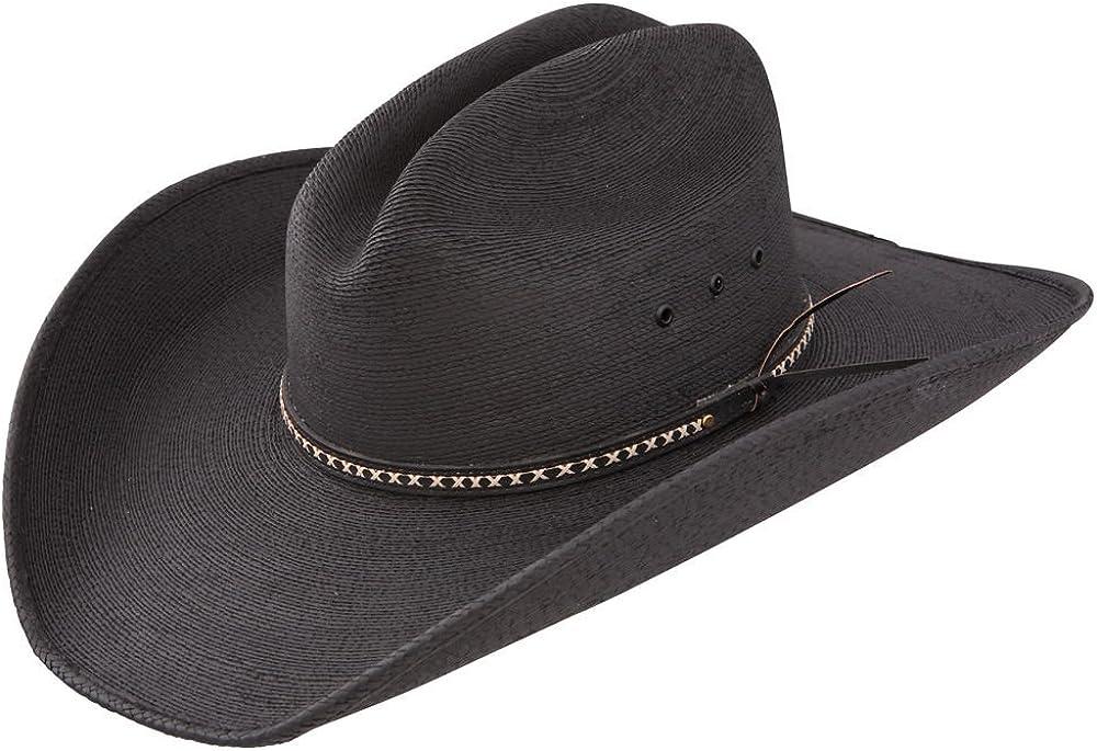 Jason Aldean Men's Asphalt Hat Straw Cowboy 40% Max 87% OFF OFF Cheap Sale