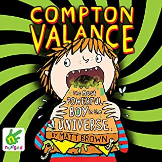 Couverture de Compton Valance: The Most Powerful Boy in the Universe