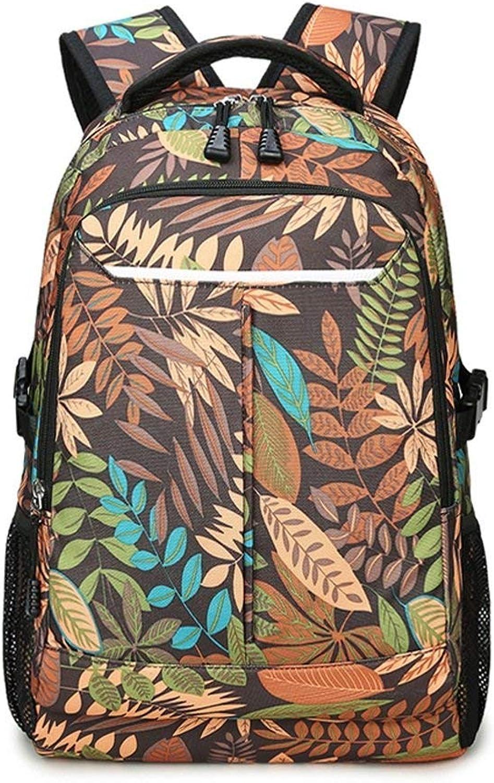 Crystallly Daypacks Gedruckte Umhngetasche Mnner Nnliche High School College Student Tasche Einfacher Stil Mnner Nner Mode Trend Reisetasche Casual Rucksack Computer Tasche