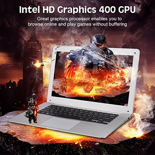Jumper Ezbook 2 – 14 Zoll Windows10 Notebook Intel Cherry Trail Bild 2*