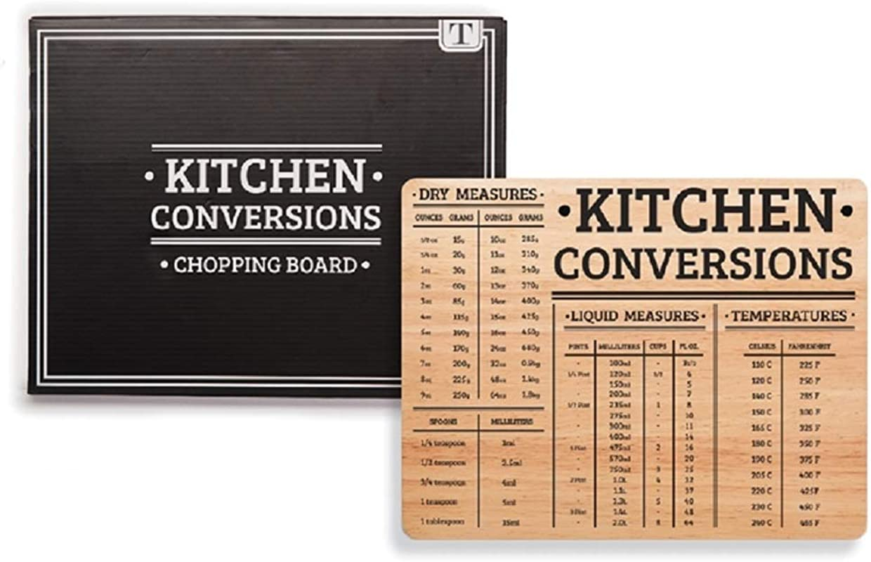 Two S Company Kitchen Conversions Chopping Board In Gift Box
