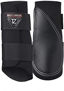 Tri-zone Brushing Boot - Black - Small