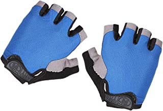 Fingerless Gloves for Men Women, UV Sun Protection, Half Finger Glove UV Sun Block, for Cycling, Short Riding, Kayak, Fishing, Sailing, Rowing, Hiking